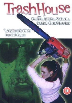 TrashHouse DVD